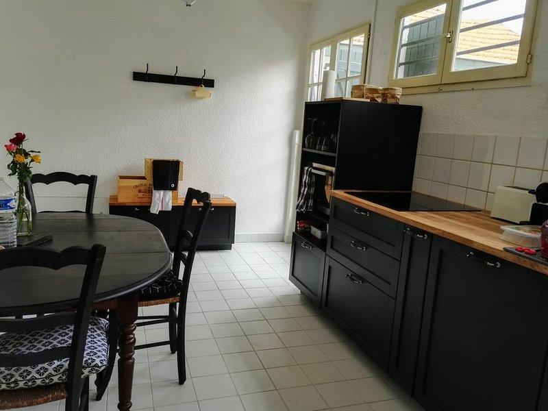 Charmant logement Soulacais neuf, aluguéis de temporada em Le Verdon Sur Mer