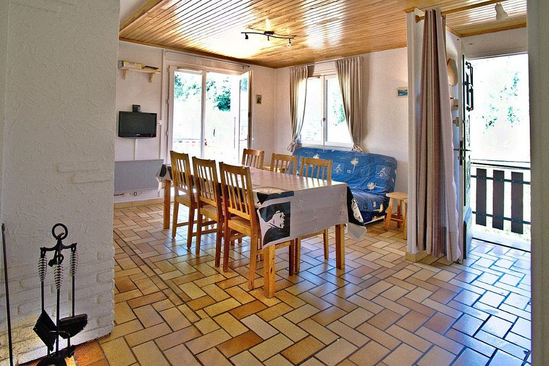 Chalet 8 pers. Risoul, holiday rental in Risoul