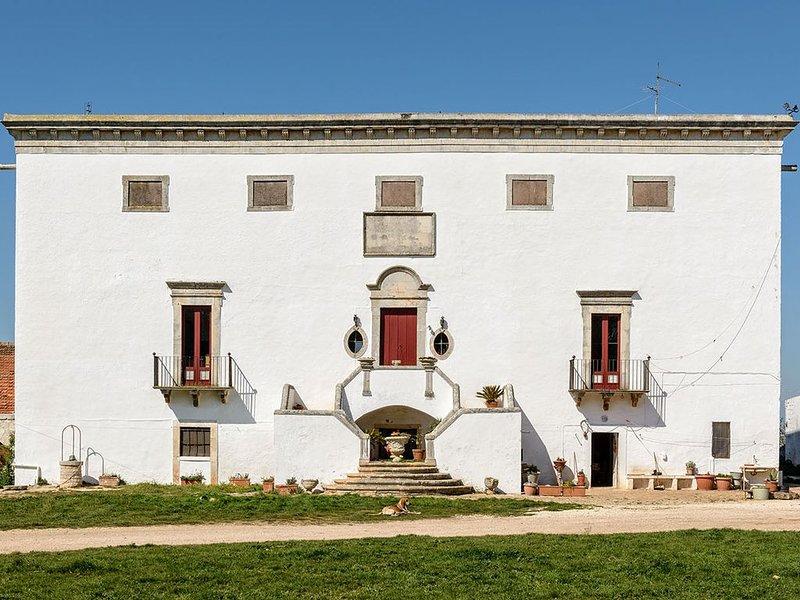 La casa di Enza, vivere in una vera masseria del '700, vacation rental in Noci