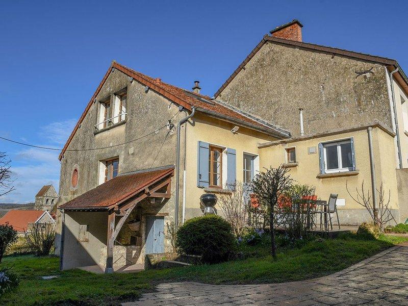 Maison de village au cœur du vignoble champenois, location de vacances à Trelou-sur-Marne