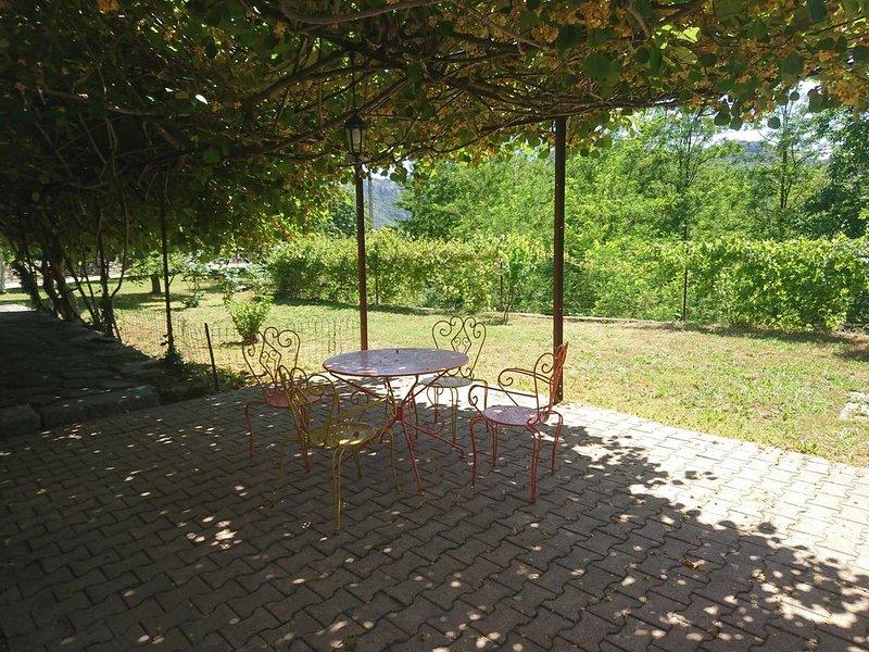 Location en Cévennes à Sumène, holiday rental in Valleraugue