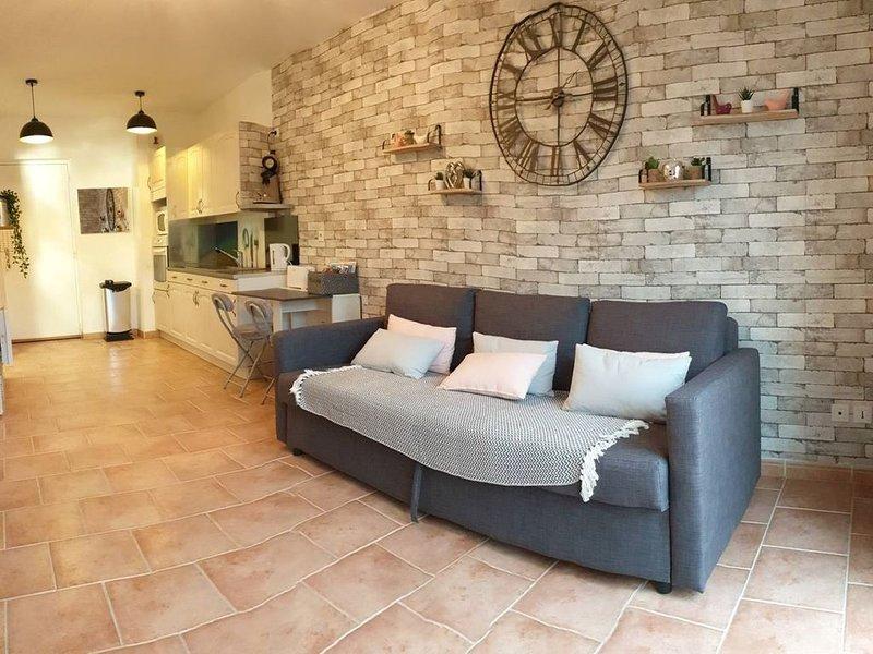 Détente au coeur de la camargue, casa vacanza a Port-Saint-Louis-du-Rhone