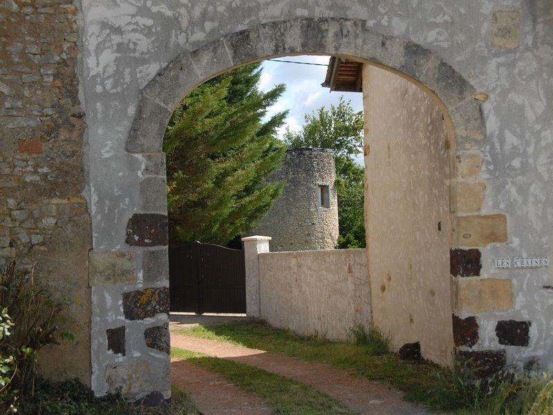 ----     Gite Des Moineaux au lieu dit les Chaises    ---, aluguéis de temporada em Morogues