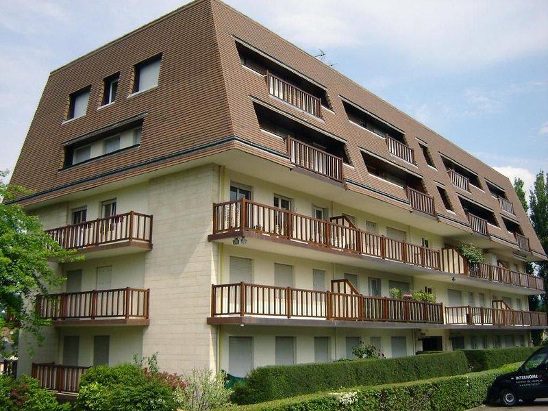 HOULGATE (Calvados) appartement 2 pièces proche de la plage, location de vacances à Dozulé