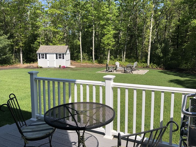 Immaculate Cape Cod Family Retreat- minutes from Ponds, Lakes, and Ocean!, holiday rental in Sandwich
