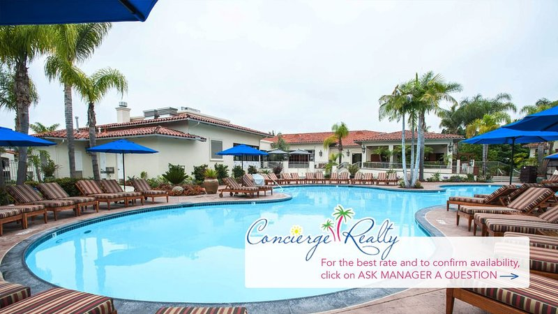 The Four Seasons Residence Club, Aviara - One bed villa. Over 450 Vrbo reviews!, alquiler de vacaciones en Leucadia