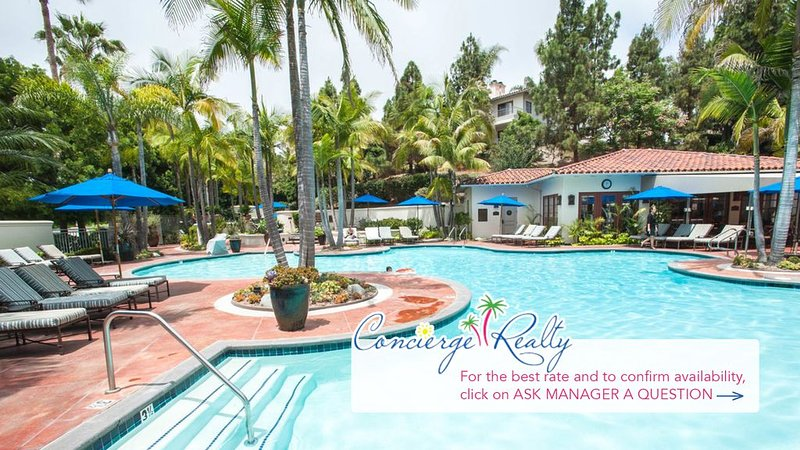 Gorgeous 2 bedroom villa at the Four Seasons Residence Club,  Aviara, holiday rental in Leucadia