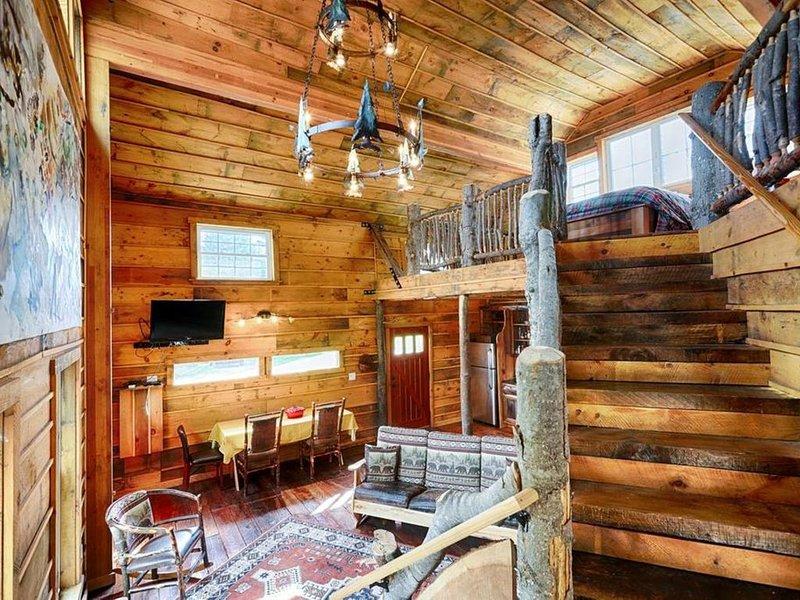 The Barn on Stoney Hollow, vacation rental in Pocono Lake