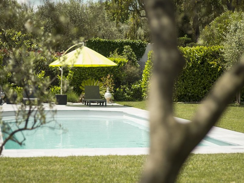 Modern villa + swimming pool for 8 people close to Valbonne Village, holiday rental in Opio