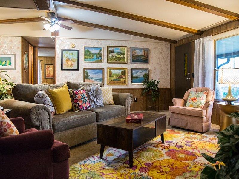 Cozy Country Getaway near Brooksville, Spring Hill, & Weeki Wachee, vacation rental in Brooksville