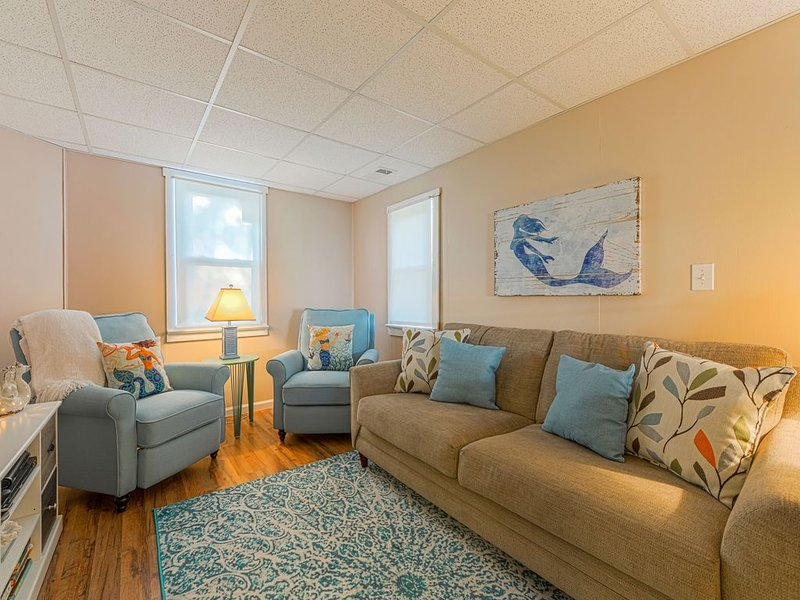 MERMAID COTTAGE Cape May County, NJ Sleeps 6, holiday rental in Lower Township