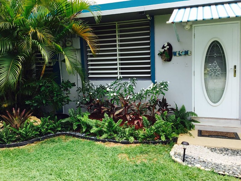 Casa Miguel Ramey Beach Home �, vacation rental in Aguadilla