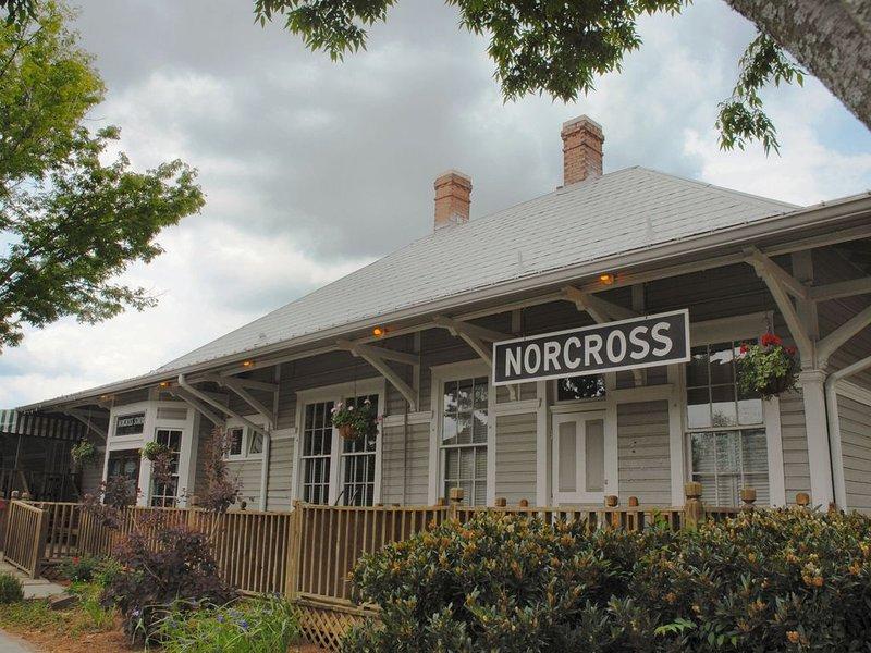 Enjoy living in Historic Norcross!