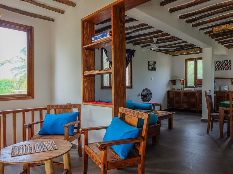 Kimurimuri - Cozy Beach Apartment with Pool, Ferienwohnung in Sansibar
