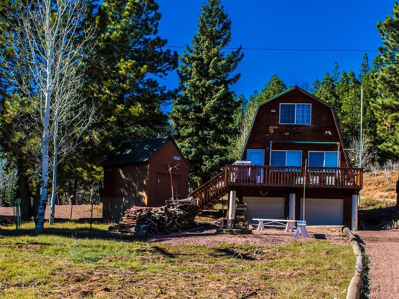 Aspen Meadow Cabin - Duck Creek Village, Utah, location de vacances à Long Valley Junction