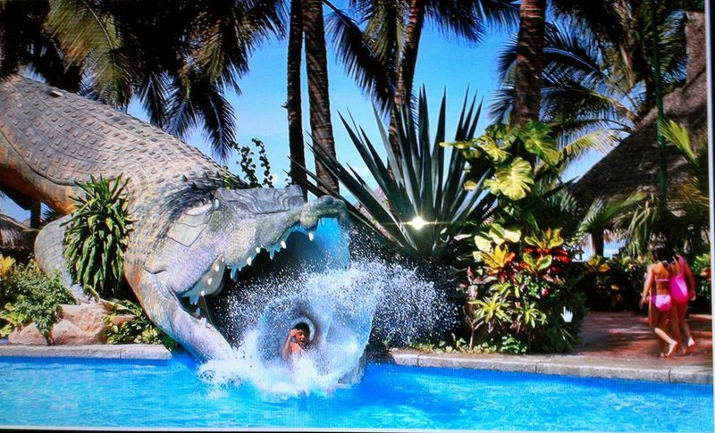 Paradise VILLAGE HOTEL Full Access for 14 nights or more!!!!!, vacation rental in Nuevo Vallarta