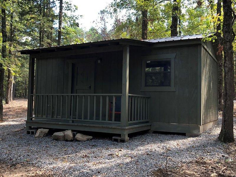 Cabin 2: Indian Mountain Cabin, location de vacances à Adona