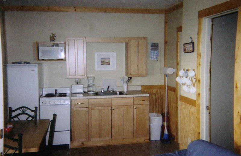 Houghton Lake Waterfront Condo  #7, vacation rental in Houghton Lake