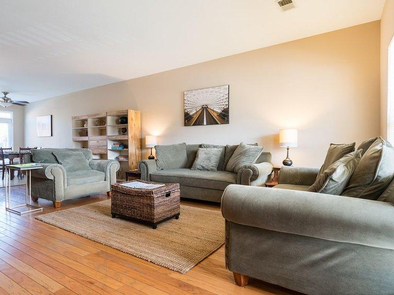 Your Home Away From Home!!!, aluguéis de temporada em Mount Rainier