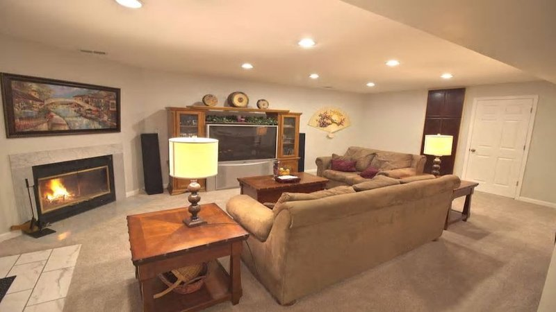 Spacious Apt with 2 Large BRs, vacation rental in Bealeton