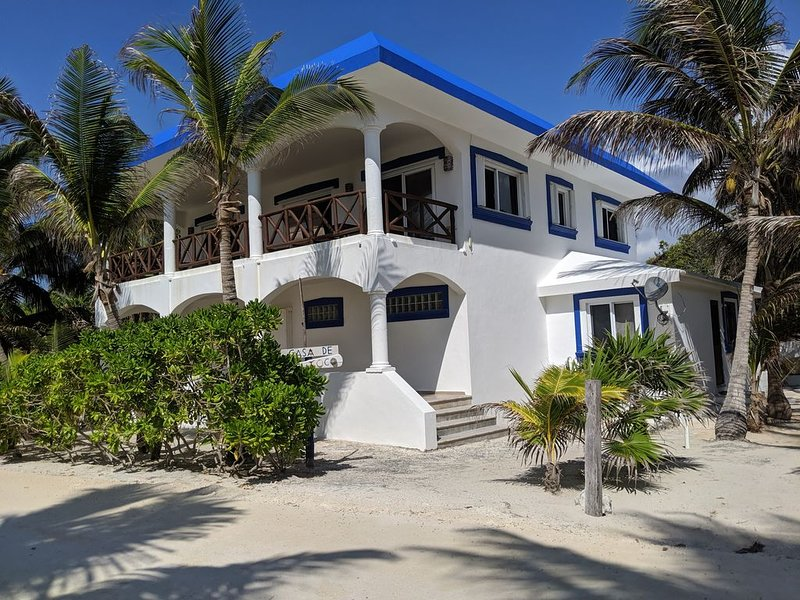 Incredible Views with Peace and Tranquility – Easy access to Mahahual & Xcalak, holiday rental in Mahahual