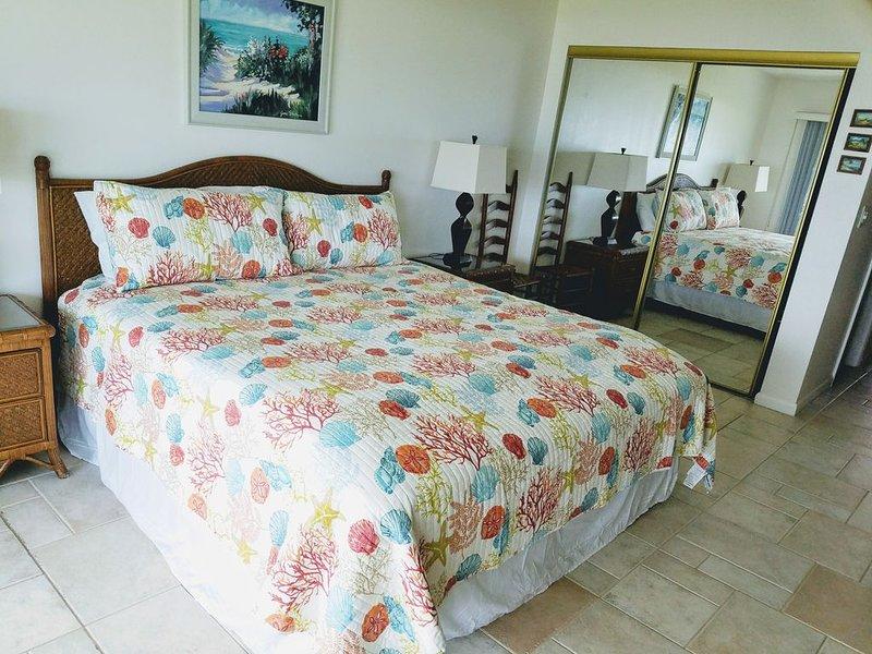 Beautiful Oceanfront 2-bedroom 2-bath condo, vacation rental in Viera