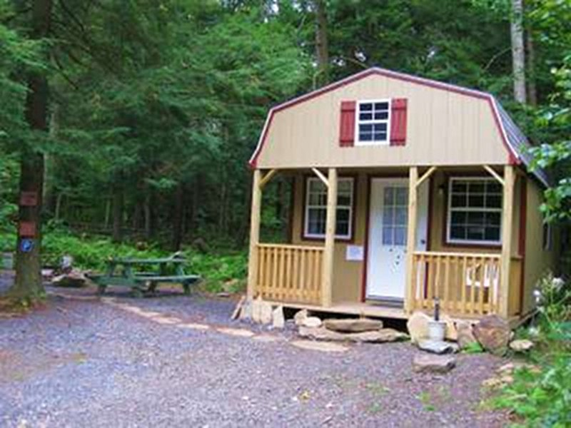 Enjoy Nature At Its Finest-Rustic Furnished Cabin W/ Electricity at Abrams Creek, holiday rental in Mount Storm