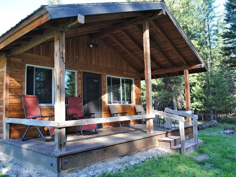 The Ol' Bock Place. Horse friendly. Located in NW Montana., alquiler de vacaciones en Trout Creek
