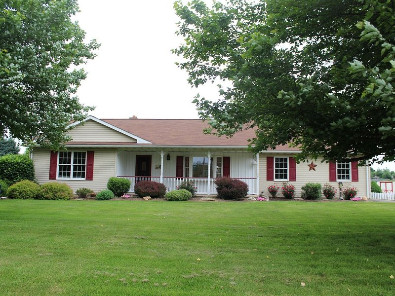 Lovely Home in the heart of Amish country, aluguéis de temporada em Glenmoore