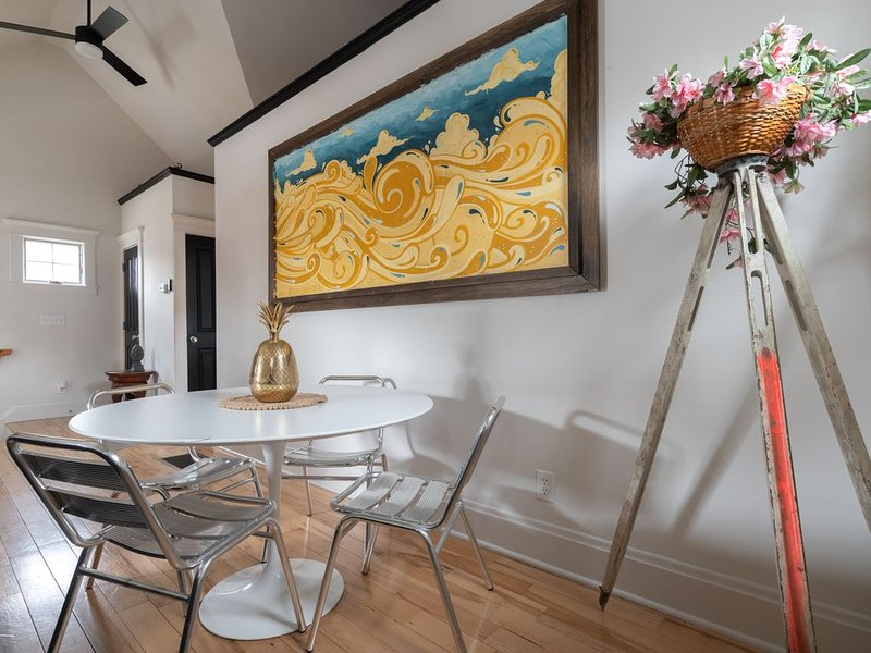 The Short North Carriage House-Private Parking!!!, vacation rental in Hilliard