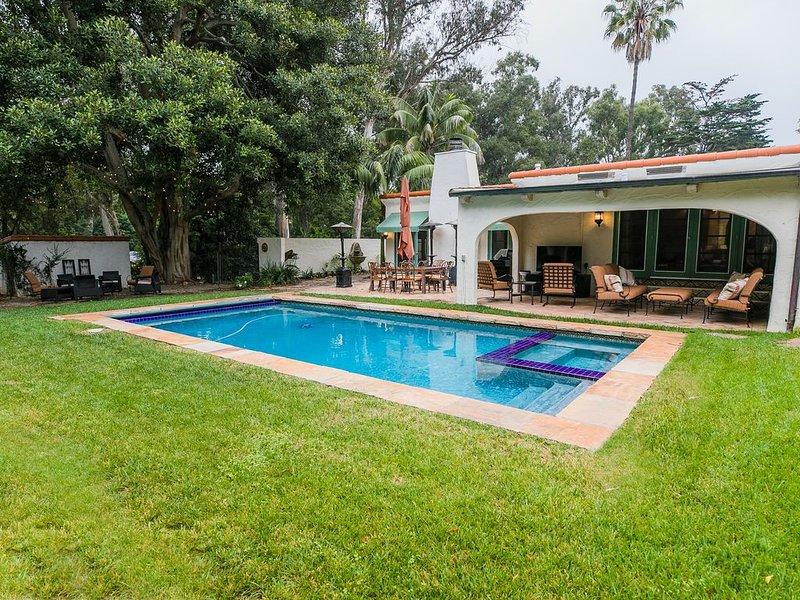 Spanish Gem and Pool Oasis, holiday rental in Santa Barbara