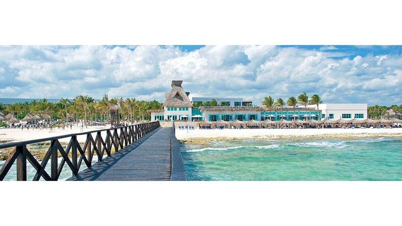 Super promo!!! Fully equipped apartment at Mayan Palace Resort in Riviera Maya, holiday rental in El Hijo Prodigo