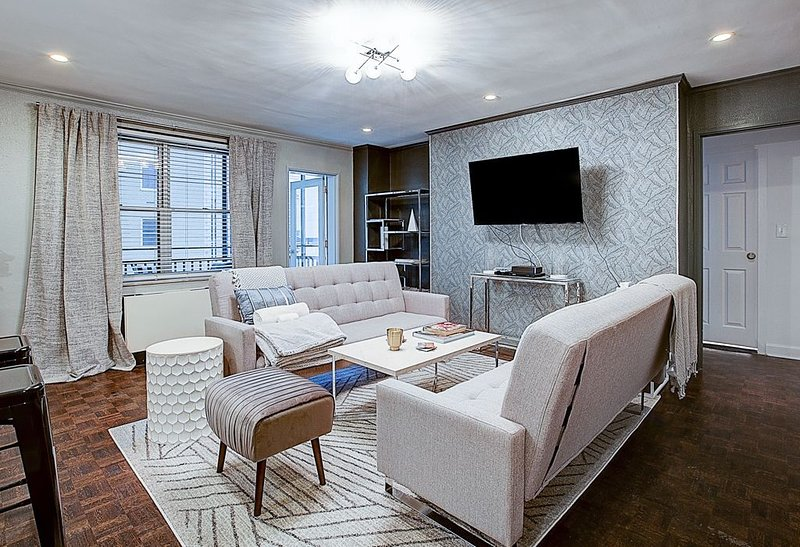Renovated Luxury! Downtown Atlanta 1BR  - Sleeps 4!, location de vacances à Atlanta