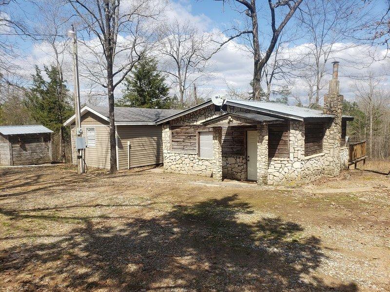 Parker Creek Retreat, casa vacanza a Glenwood