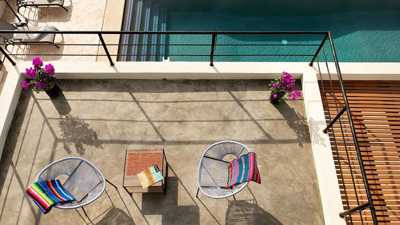 Casa McNeill Baja Beach House in Pescadero/Cerritos, vacation rental in El Pescadero