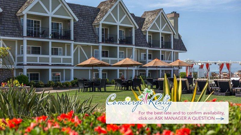 Luxurious 1 bedroom, 1 bath condo - Carlsbad Inn Beach Resort!  Best Rates!, holiday rental in Carlsbad