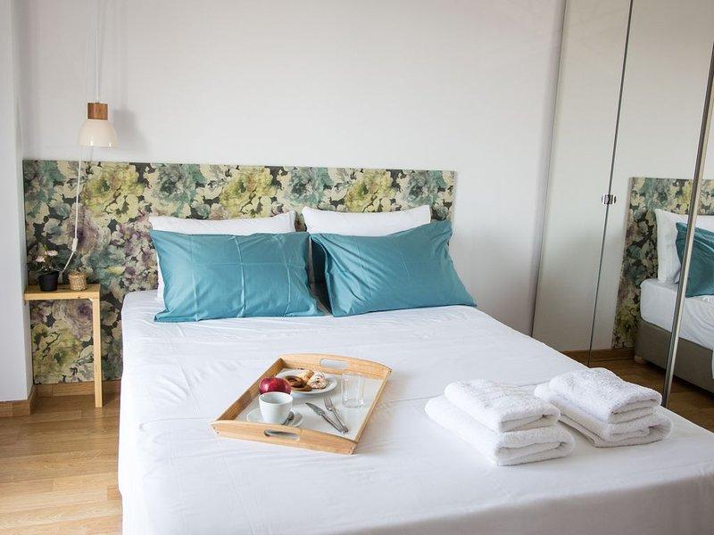 Hello#Sunny 6th floor 1bd flat, alquiler de vacaciones en Agios Pavlos