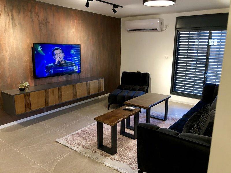 Accommodation in a  Boutique Apartment: 20-25 min from Massada/Dead sea, alquiler de vacaciones en Ein Gedi
