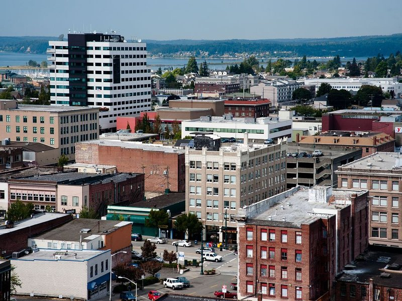 Downtown Everett - 1.5 miles