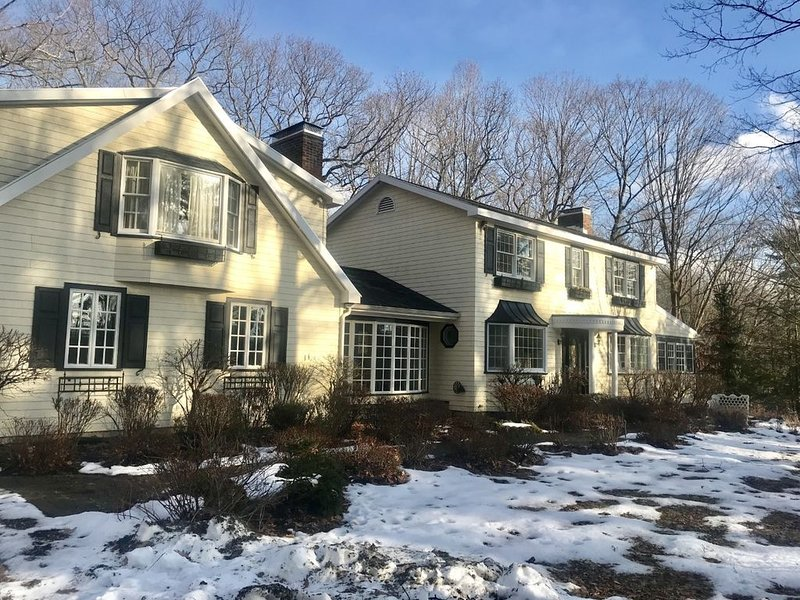 Minutes from Manchester Village/Center; near Stratton and Bromley Mtns, holiday rental in West Pawlet