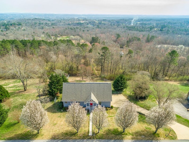 Panoramic View on Historic Missionay Ridge, vakantiewoning in Chickamauga