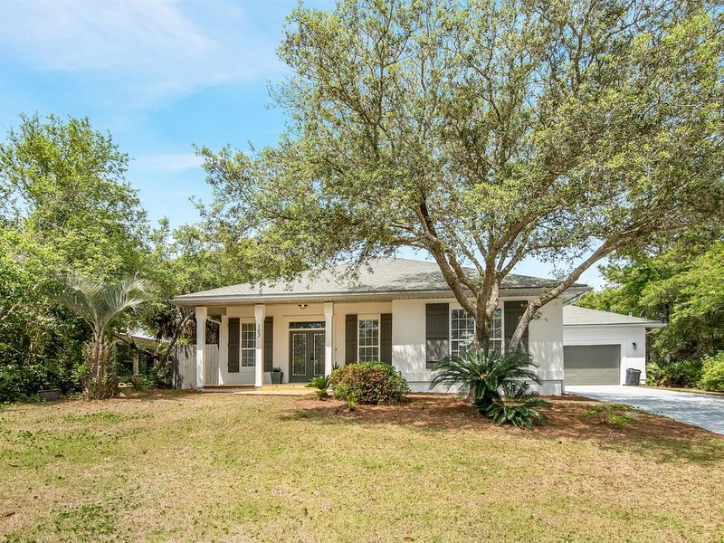 Freshly renovated 2019, Huge heated pool Close to beach and Seaside, holiday rental in Seagrove Beach
