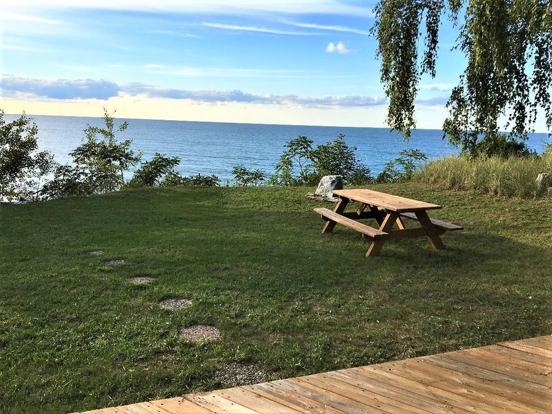 Cute Lakefront Cottage on Lake Michigan., location de vacances à Oceana County