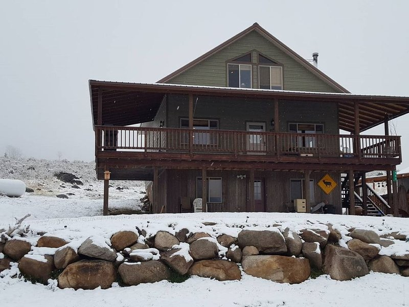 Lovely Mountain Home, holiday rental in Jackson