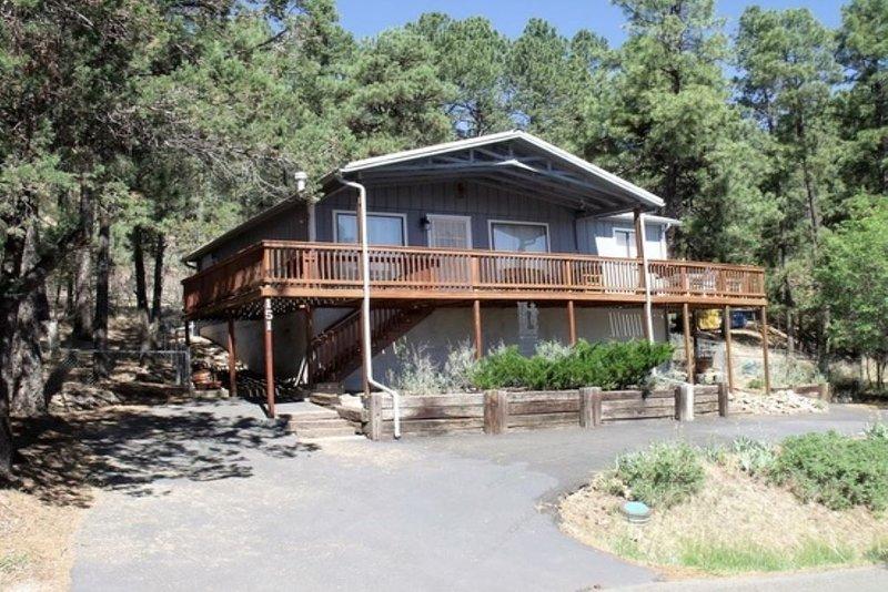 Ruidoso, NM Cozy Cabin, location de vacances à Ruidoso