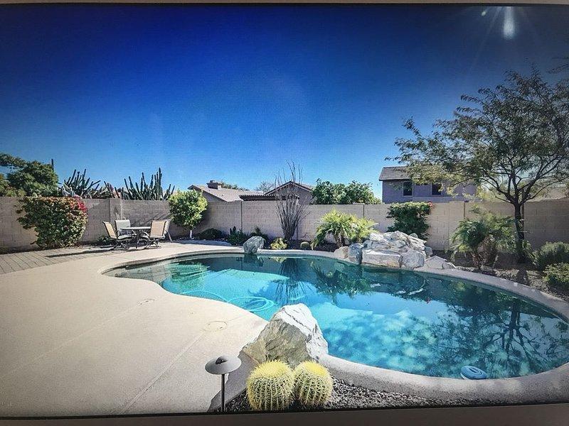 Location Matters-Desert Ridge, Scottsdale, Westworld, PGA Golf, Spring Training, vacation rental in Cave Creek