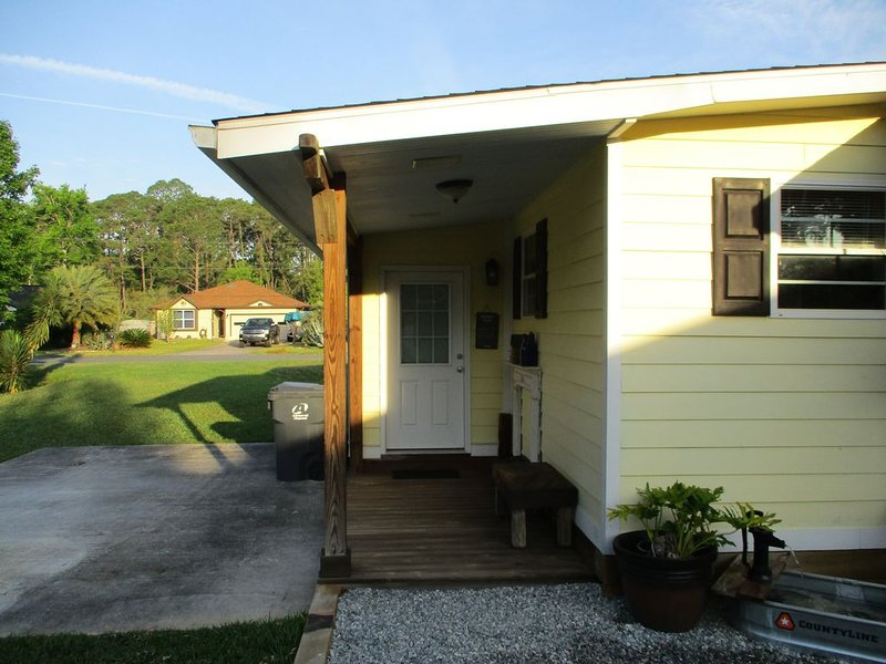 MILLHOUSE AT 407 ST. MARYS, GA, holiday rental in St. Marys