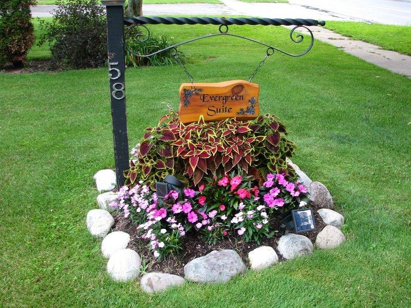 ¡Bienvenido a la Suite Evergreen!