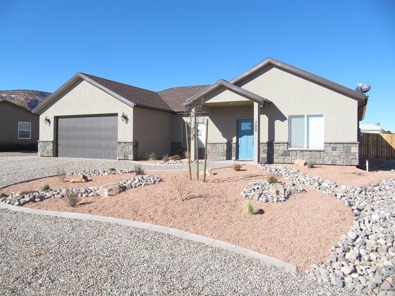 The Desert Safari - Brand New Home!, vacation rental in Kanab