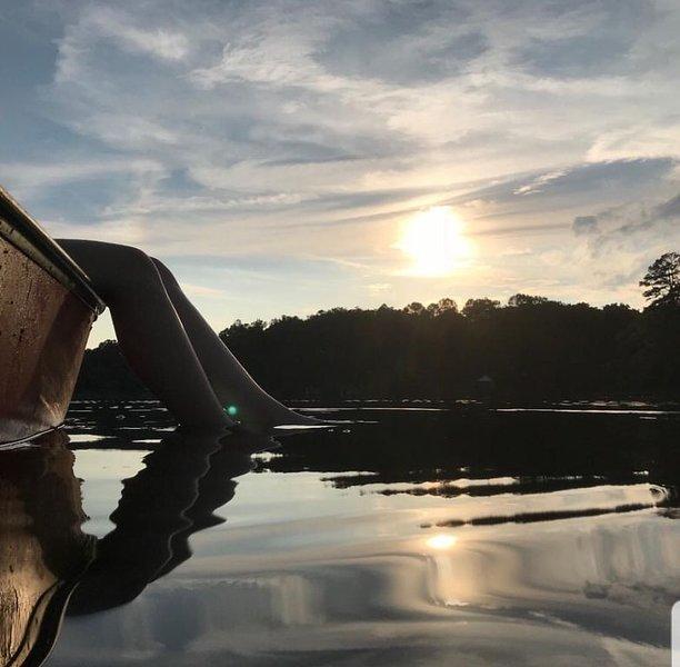 The Last Resort at Lake Becky!, casa vacanza a Long Creek